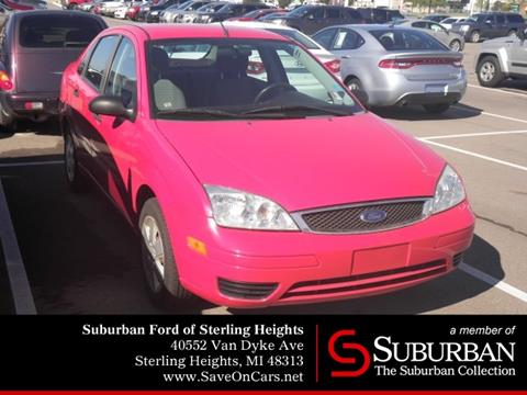 2007 Ford Focus for sale in Sterling Heights, MI