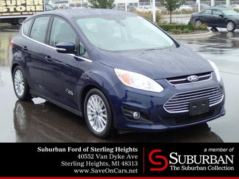 2016 Ford C-MAX Energi for sale in Sterling Heights, MI