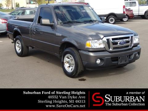 2010 Ford Ranger for sale in Sterling Heights, MI