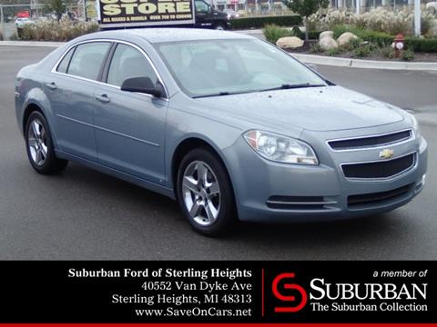2009 Chevrolet Malibu for sale in Sterling Heights, MI