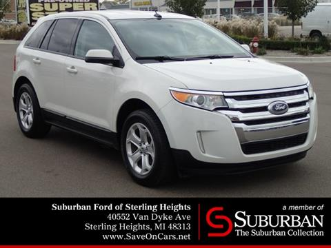 2013 Ford Edge for sale in Sterling Heights, MI
