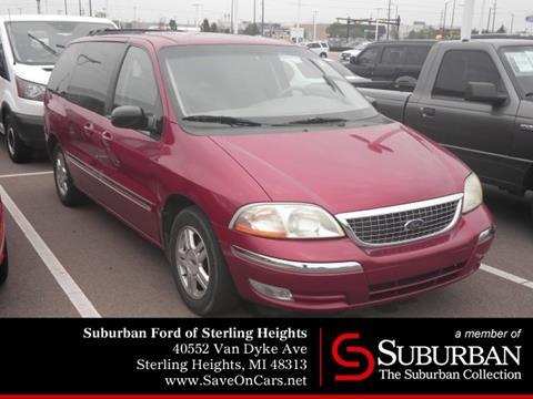 2002 Ford Windstar for sale in Sterling Heights, MI