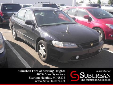 2000 Honda Accord for sale in Sterling Heights, MI