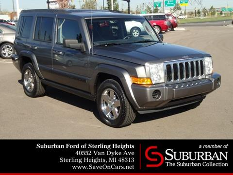 2007 Jeep Commander for sale in Sterling Heights, MI