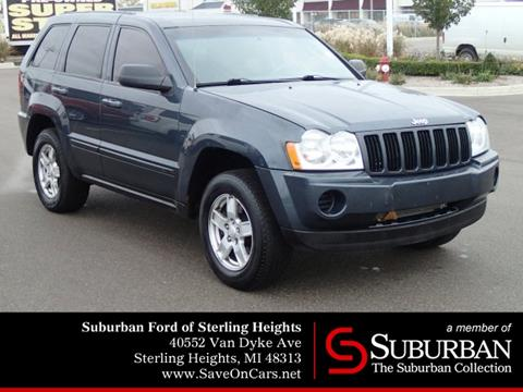 2007 Jeep Grand Cherokee for sale in Sterling Heights, MI