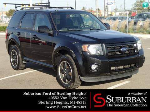 2009 Ford Escape for sale in Sterling Heights, MI