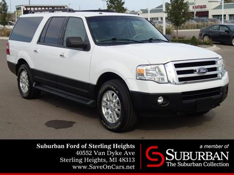 2014 Ford Expedition EL for sale in Sterling Heights, MI
