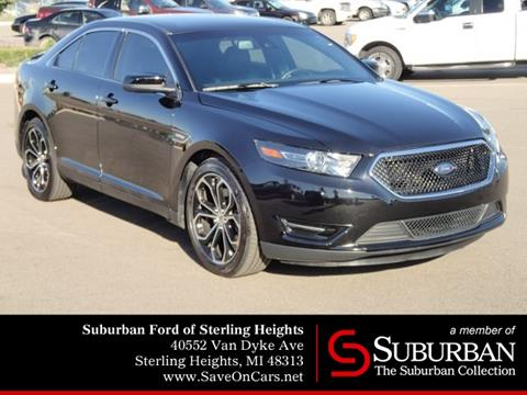 2016 Ford Taurus for sale in Sterling Heights, MI