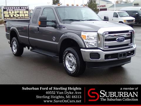2014 Ford F-250 Super Duty for sale in Sterling Heights, MI