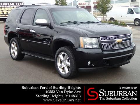 2007 Chevrolet Tahoe for sale in Sterling Heights, MI