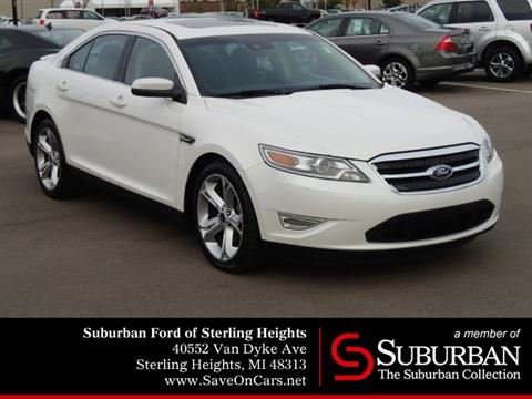 2012 Ford Taurus for sale in Sterling Heights, MI