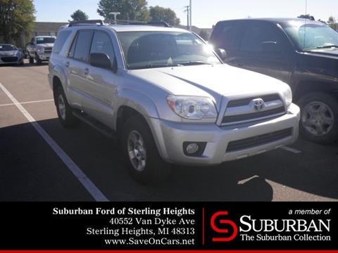 2009 Toyota 4Runner for sale in Sterling Heights, MI