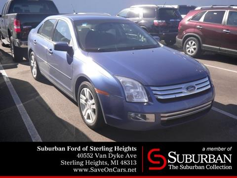 2009 Ford Fusion for sale in Sterling Heights, MI