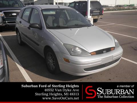 2003 Ford Focus for sale in Sterling Heights, MI