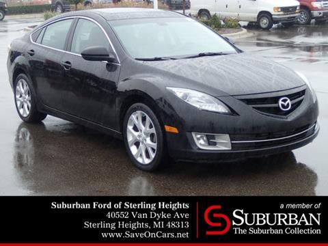2010 Mazda MAZDA6 for sale in Sterling Heights, MI