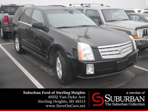 2007 Cadillac SRX for sale in Sterling Heights, MI