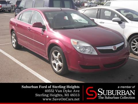 2008 Saturn Aura for sale in Sterling Heights, MI