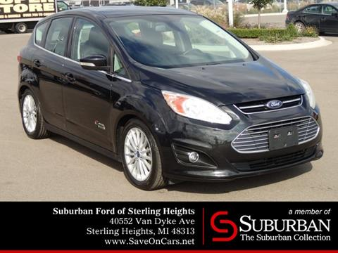 2013 Ford C-MAX Energi for sale in Sterling Heights, MI
