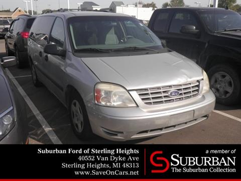 2005 Ford Freestar for sale in Sterling Heights, MI