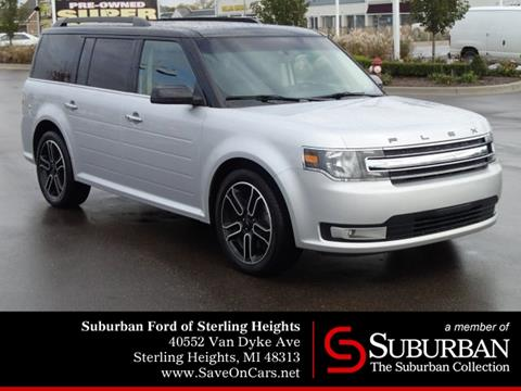 2015 Ford Flex for sale in Sterling Heights, MI