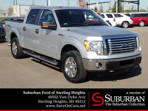 2012 Ford F-150 for sale in Sterling Heights, MI
