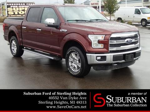 2016 Ford F-150 for sale in Sterling Heights, MI