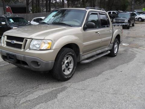 2002 Ford Explorer Eddie Bauer >> 2002 Ford Explorer Sport Trac For Sale In Lexington Sc