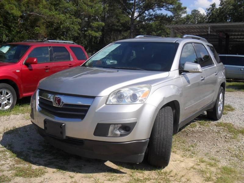 Diego Auto Sales >> 2007 Saturn Outlook Xe In Lexington Sc Diego Auto Sales