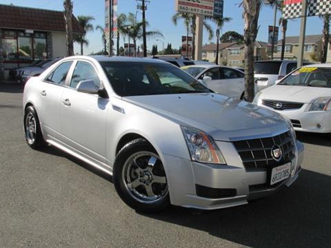 2011 Cadillac CTS for sale in La Habra CA
