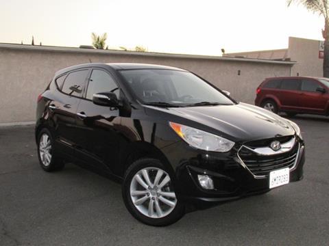 2010 Hyundai Tucson for sale in La Habra CA
