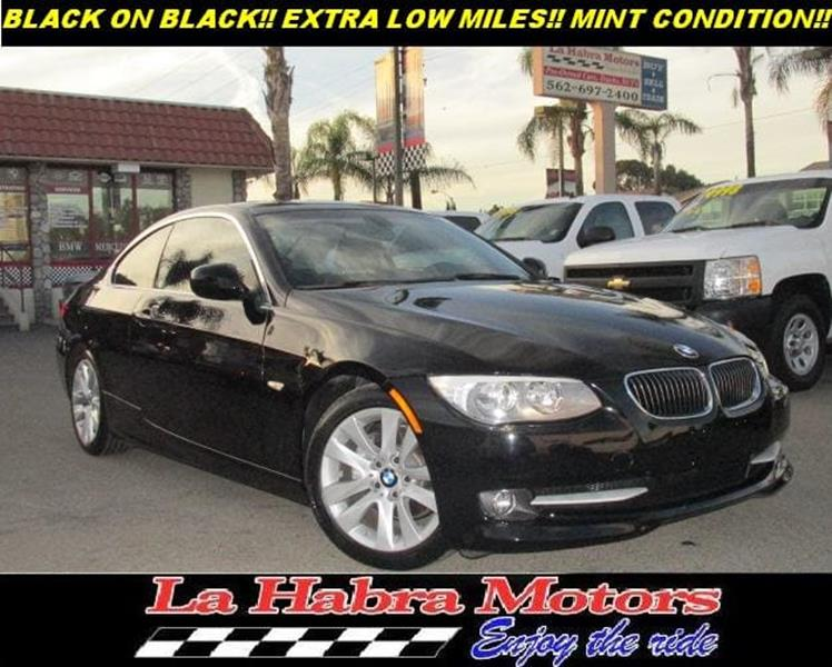 BMW Series I Coupe RWD For Sale In Los Angeles CA - Bmw 328i coupe 2007