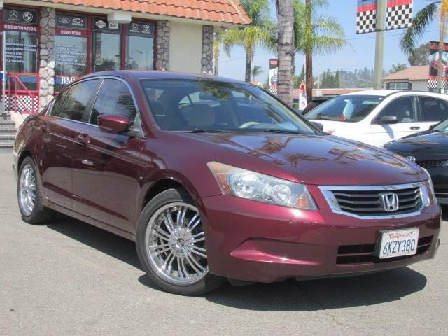 2010 Honda Accord LX 4dr Sedan 5A   La Habra CA