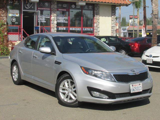 2013 Kia Optima LX 4dr Sedan   La Habra CA