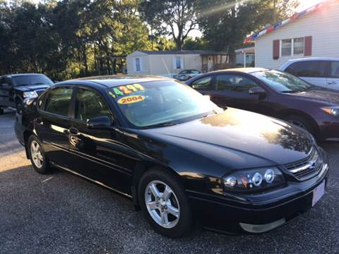 2004 Chevrolet Impala for sale in Mobile, AL