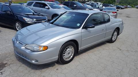 2001 Chevrolet Monte Carlo for sale in Saint Charles, MO