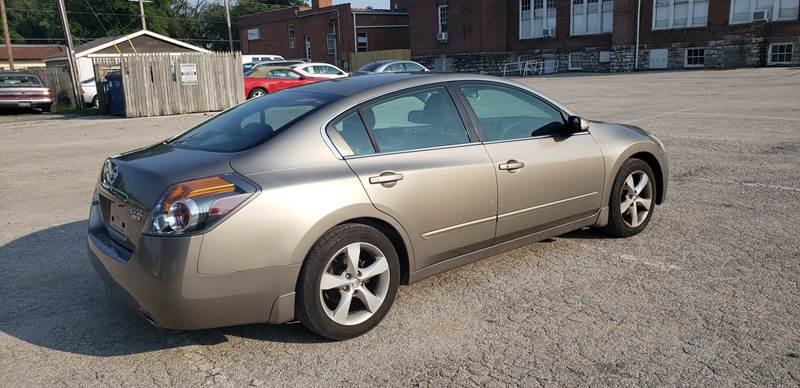 2007 Nissan Altima For Sale At ARCH MOTORSPORTS In Saint Charles MO