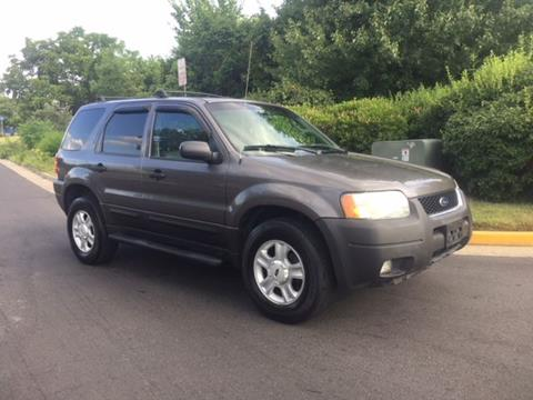 2003 Ford Escape for sale at Dreams Auto Group LLC in Sterling VA
