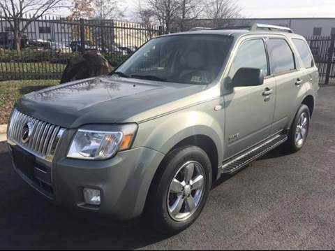 2008 Mercury Mariner for sale at Dreams Auto Group LLC in Sterling VA