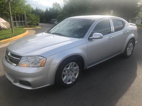 2011 Dodge Avenger for sale at Dreams Auto Group LLC in Sterling VA