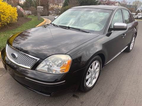 2006 Ford Five Hundred for sale at Dreams Auto Group LLC in Sterling VA