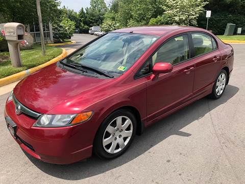 2006 Honda Civic for sale at Dreams Auto Group LLC in Sterling VA