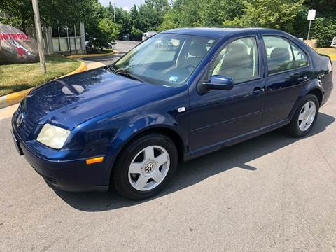 2001 Volkswagen Jetta for sale at Dreams Auto Group LLC in Sterling VA