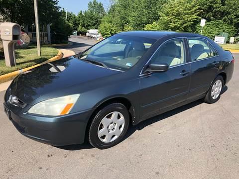 2005 Honda Accord for sale in Sterling, VA