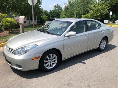 2004 Lexus ES 330 for sale at Dreams Auto Group LLC in Sterling VA