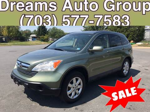 2007 Honda CR-V for sale at Dreams Auto Group LLC in Sterling VA