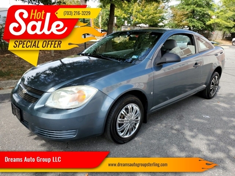 2006 Chevrolet Cobalt for sale at Dreams Auto Group LLC in Sterling VA