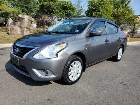 2016 Nissan Versa for sale in Sterling, VA