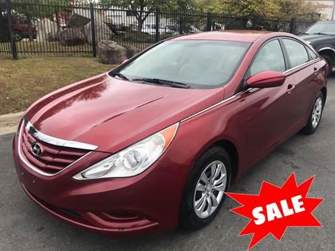 2011 Hyundai Sonata for sale at Dreams Auto Group LLC in Sterling VA