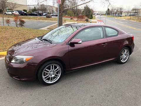 2005 Scion tC for sale at Dreams Auto Group LLC in Sterling VA