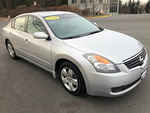 2008 Nissan Altima for sale at Dreams Auto Group LLC in Sterling VA